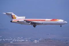 IBERIA Boeing 727-256; EC-CBM, March 1997/ DCM (Aero Icarus) Tags: p
