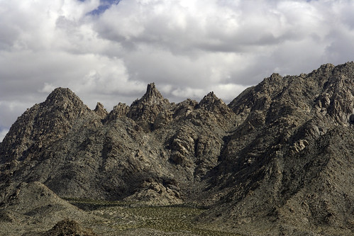 Coxcomb Mountains