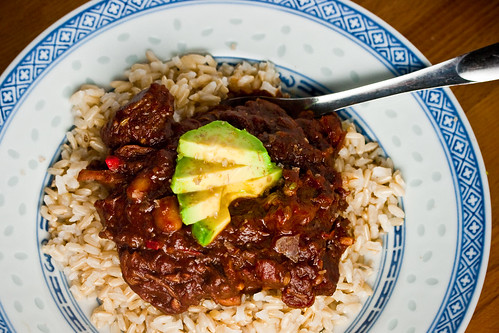 Chilli con Oxtail 3