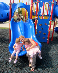 IMG_2646: Kids on the Slide