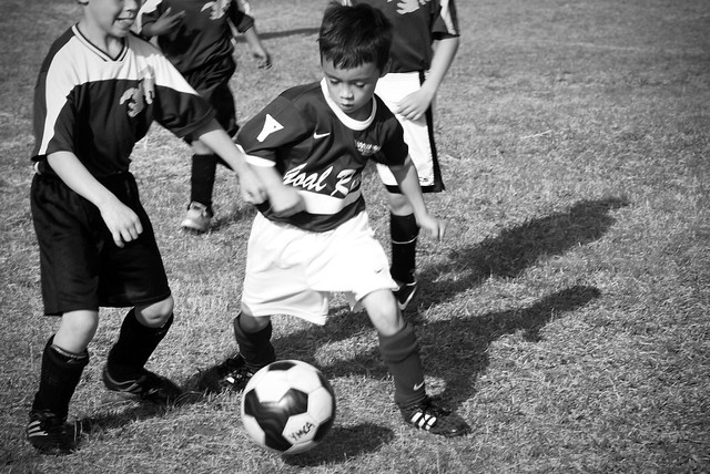 3rd Soccer Game, Lose 4-2