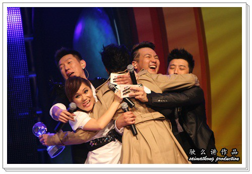 2nd - MY Astro Music Awards 至尊流行榜頒獎典禮 2011 @ Arena of Stars, Genting Highlands