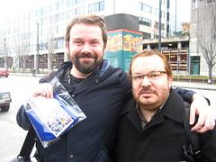 Tom and Jeffrey