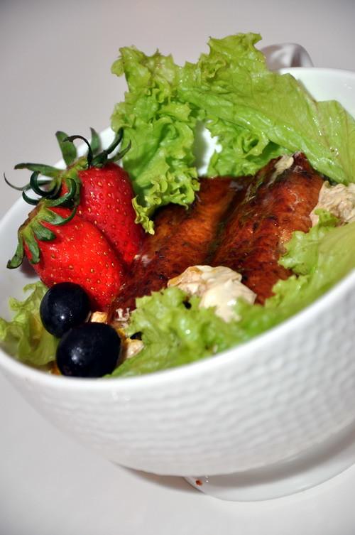 Tenshi Cafe food 1