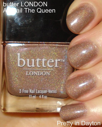 butter London - All Hail The Queen