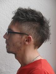 clean and wild shortcut (wip-hairport) Tags: haircut man portugal hair lisboa lisbon short hairsalon motorhairport