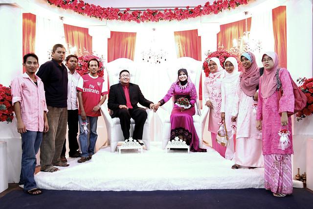 Memuahs n Erina's wedding