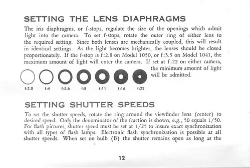 realist stereo camera instruction manual 12