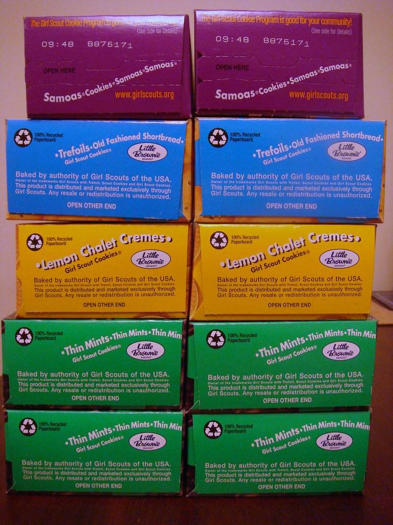 93/365: hoarding cookies
