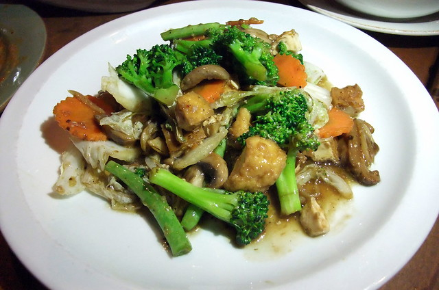 Stir-Fried Mix Vegetables