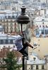 Montmartre - Paris (Richard E. Ducker) Tags: paris france football soccer frança skills montmartre futebol embaixada