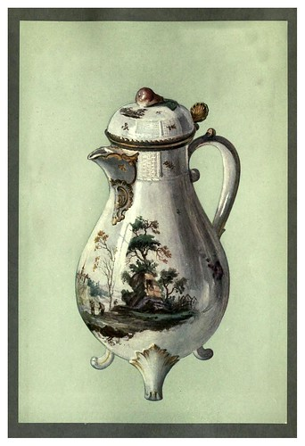 011-Cafetera alrededor de 1760-A book of porcelain…1910-William Gibs