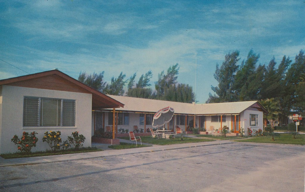 Gulf Shores Motel - Clearwater Beach, Florida