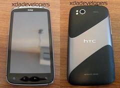 HTC Sensation aka Pyramid