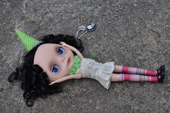 """Poppet """"And My Heads too Big!"""""""