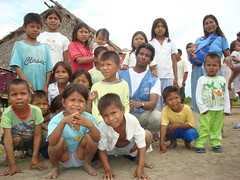 UNHCR News Story: UNHCR works to find durable solutions for endangered Colombian tribe (UNHCR) Tags: news home latinamerica southamerica children community education rainforest colombia echo eu security help aid violence conflict housing shelter information protection assistance unhcr reservation indigenouspeople displacement newsstory idps massacres sanjosedelguaviare nukakmaku internallydisplacedpeople paramilitaries displacedpeople jiw unrefugeeagency centralcolombia antnioguterres internalviolence metadepartment unhighcommissioner naxaem mapiripan barrancn