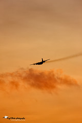 Lockheed MC-130H Combat Talon II 87-0024 (Nigel Blake, 14 MILLION...Yay! Many thanks!) Tags: pink sunset red orange color colour yellow canon photography gold golden evening bright dusk aircraft talon ii blake combat lockheed nigel bold aviaton mc130h eos1dsmkiii 600mmf4is 870024
