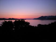 Sunset over the Adriatic (mark_mullen) Tags: sunset dusk croatia dubrovnik adriaticsea babinkuk neptunhotel importanneresort markmullen markmullenphotography