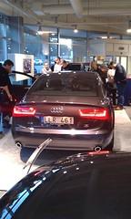 Audi A6 release