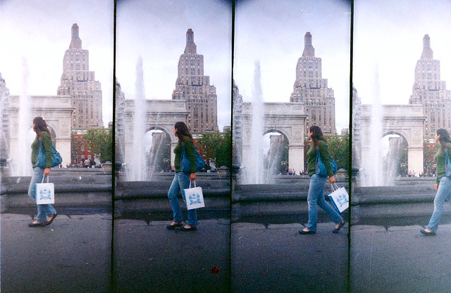 Supersamples in Washington Square
