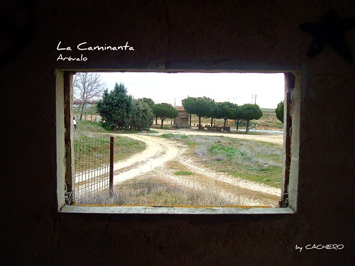 La Caminanta by marioadaja