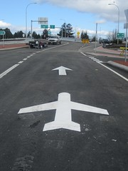 Headed to YYJ Airport? Make Sure You Are in the Correct Lane (TranBC) Tags: photo bc britishcolumbia ministry roundabout victoria transportation infrastructure intersection mctavish interchange saanich highway17 crd roundabouts hwy17 tranbc ministryoftransportationandinfrastructure bchighway17 bchwy17