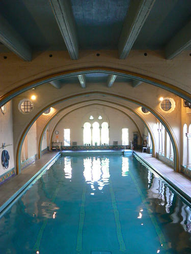 Swimming Pool, Berkeley City Club