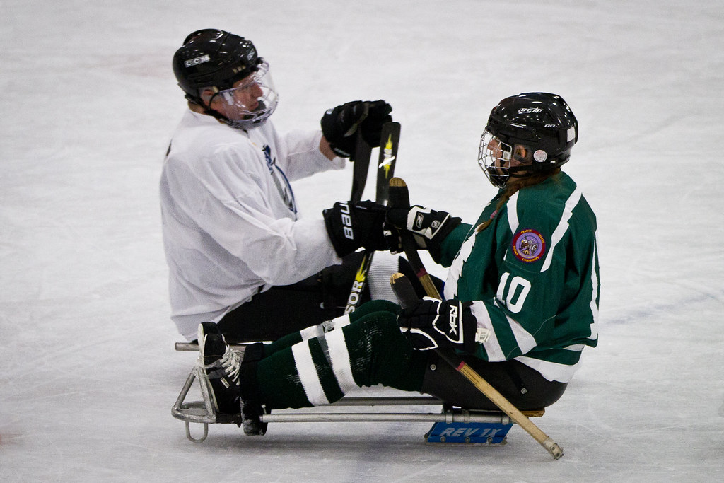 Minnesota Northern vs. Tampa Bay Lightning Sled Hockey — USA Disabled Hockey Festival