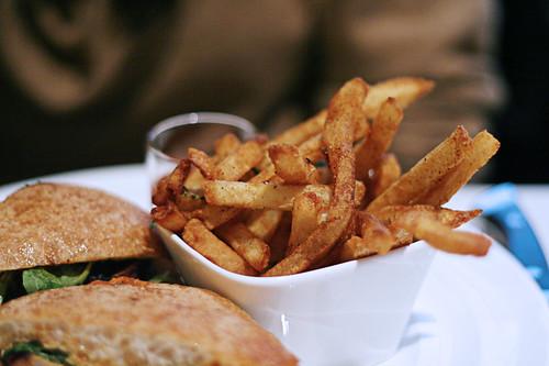fries!!