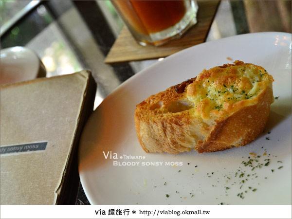 【台中一中街】一中街巷弄慢遊~Bloody sonsy moss特色餐廳!27
