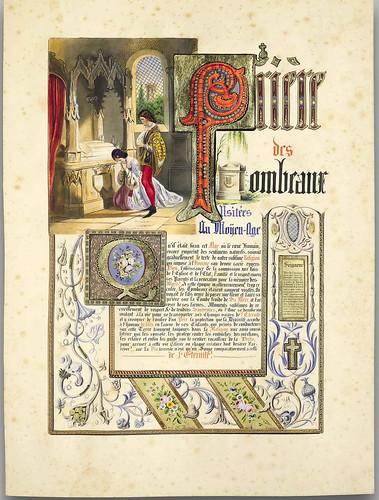 011- L'album du moyen-âge 1836- Jean Midolle