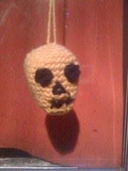 Finished just now. Skull head with G hook. by c_death_98
