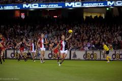 STKvESS 110410 557 (Liselotte de Maar) Tags: sports action australia melbourne vic afl locations etihadstadium