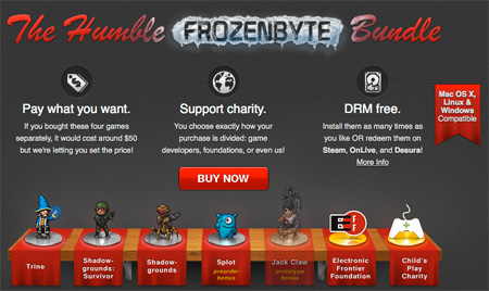 Humble Frozenbyte Bundle