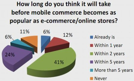 Mobile commerce and retailers