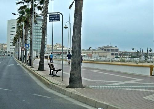 Paseo Marítimo Alcalde Rafael Ginel (Uno de Melilla)