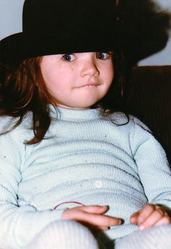 Emma & Hat