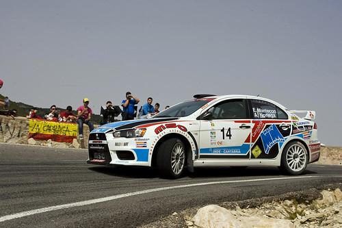Mantecon Rally Islas Canarias