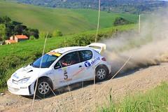 Peugeot 206 WRC (claudio.santucci) Tags: rally 206 wrc aprile toscana peugeot peugeot206 colline polvere trofeo sterrato valdicecina liburna trofeoterra