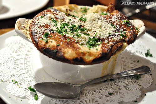 Chicken Pot Pie at Shorewood Bar & Grill ~ Fridley, MN