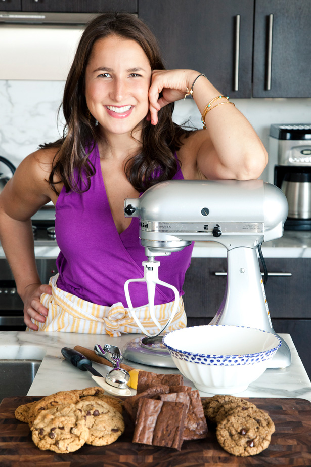 Home in the kitchen with Loren Brill