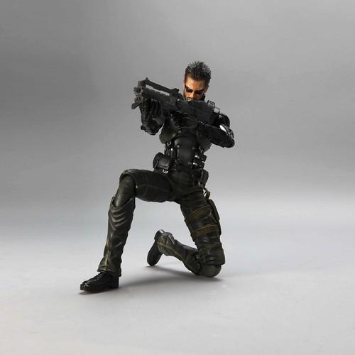 Изображения для Deus EX: Human Revolution Play Arts Kai Adam Jensen&q