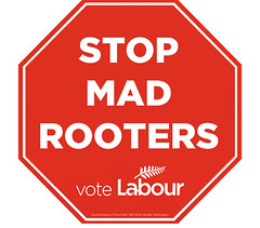 Stop Mad Rooters