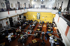 Indian Coffee House (Leonid Plotkin) Tags: india cafe asia kolkata calcutta indiancoffeehouse