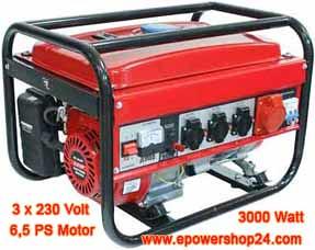 Elektrokompressoren und Stromaggregate NUR JETZT mit 5 Euro Extra-Rabatt by chiro-wijnegem