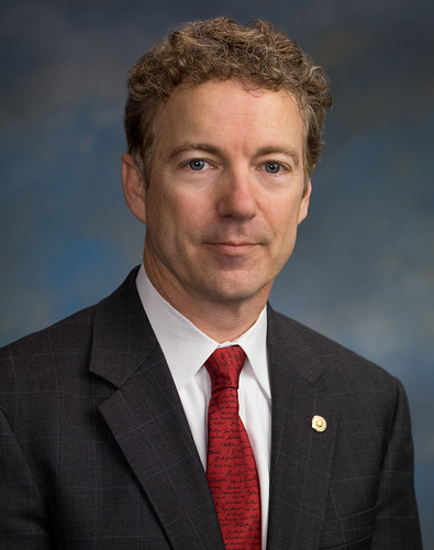 Senator Rand Paul, Republican from Kentucky