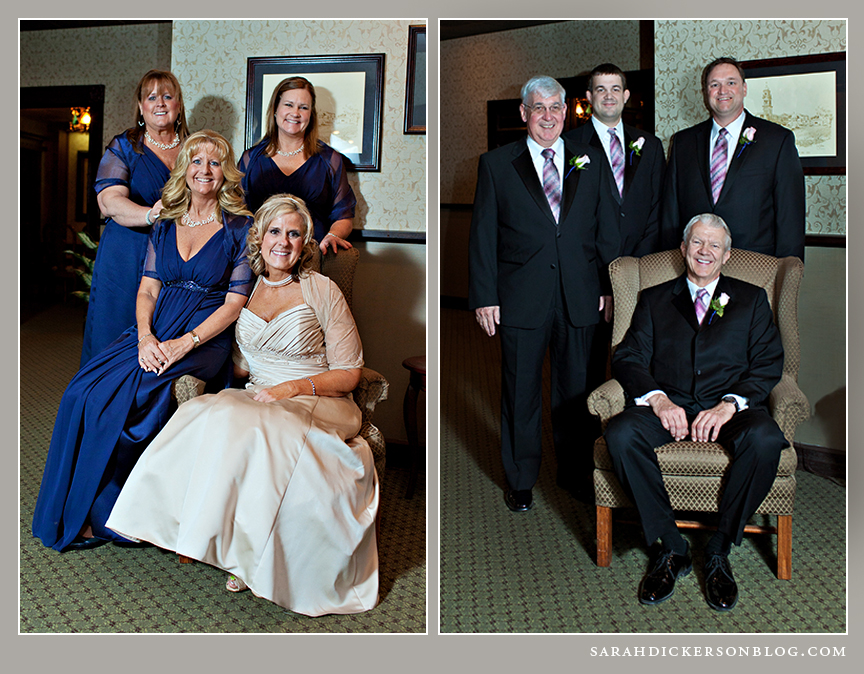Topeka Ramada wedding photographer