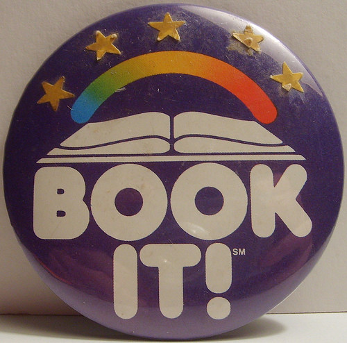 Book it Pin