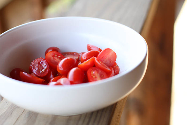cherry tomah-toes