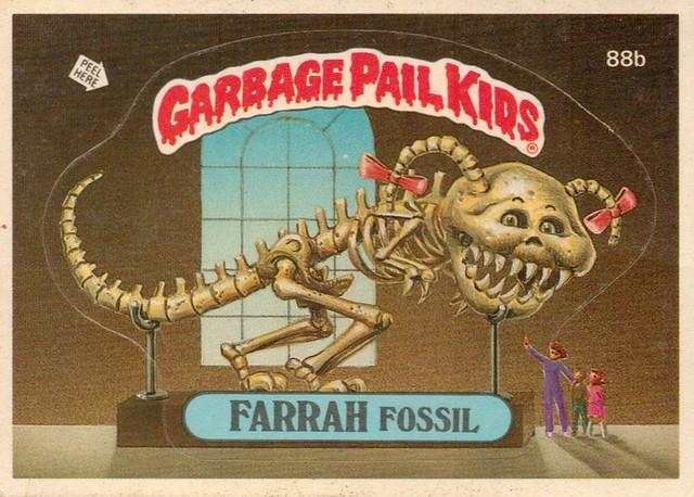 Farrah Fossil